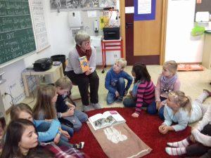 Vorlesetag Grundschule Raisting